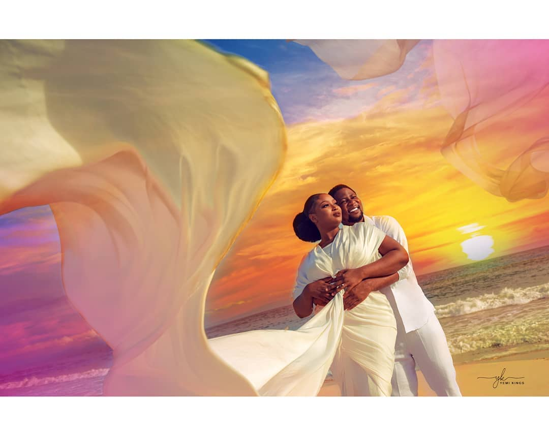 All The Photos You Should See from Miracle Ajala & Femi Lazarus's Wedding