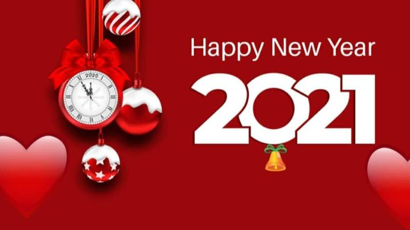 Happy New Year, Topnewstv Fans! Let Love & Light Guide you in 2021