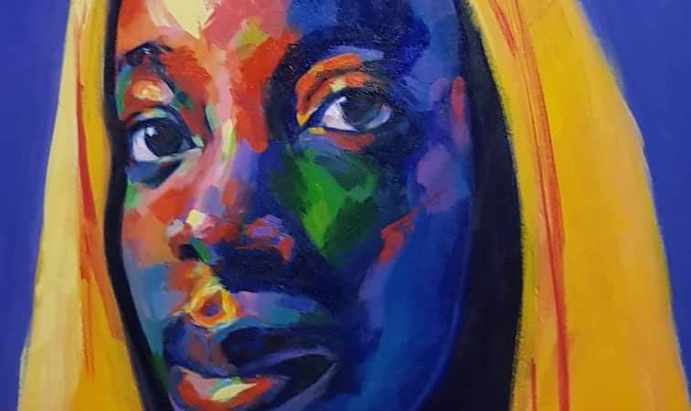 Spotlight: Osinachi Immaculeta Creates Digital expressionist Paintings That Celebrate African Beauty