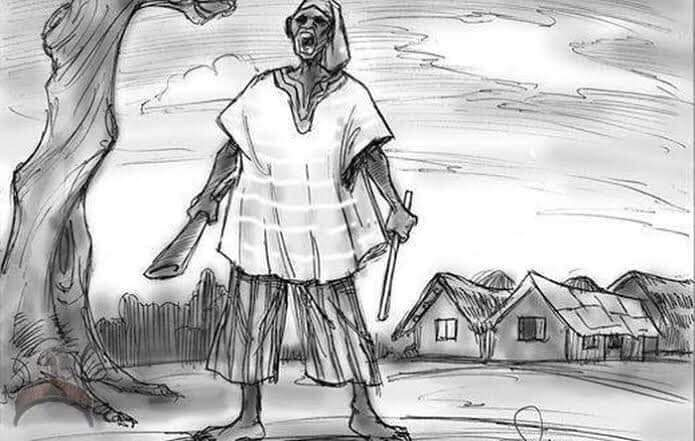 The history of (Ìlú Àjé) Town of witches in Oyo.