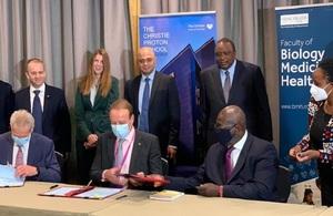 Kenya-UK Health Alliance