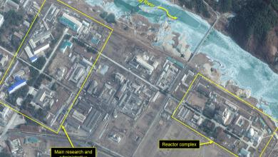 """""""Deeply troubling"""" resumption of work at North Korea nuclear reactor"""