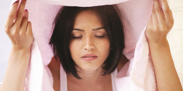 بند ناک کا علاج