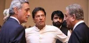 Shah mehmood & jahangir tareen