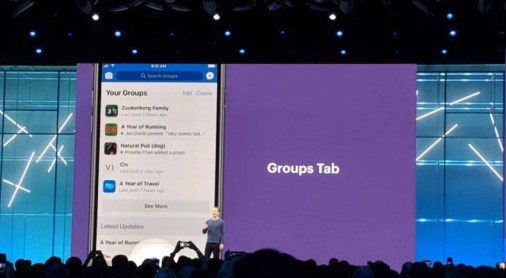group tab