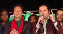 waleed iqbal with imran khan