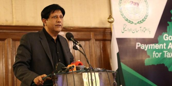 Chairman PITB Azfar Manzoor