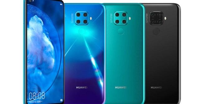 Huawei Nova 5Z mobile
