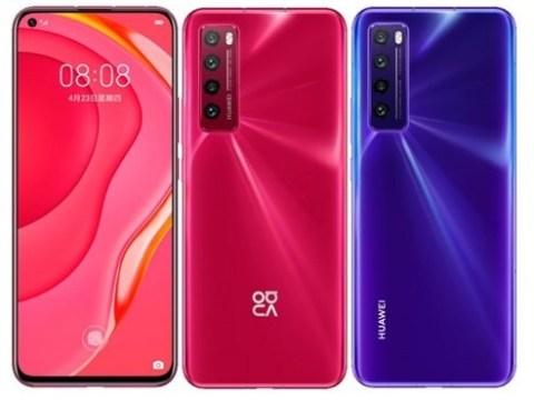 Huawei Nova 7 Pro mobile