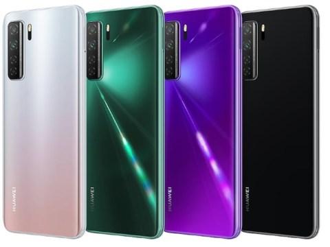 Huawei Nova 7 SE mobile