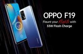 Oppo F19 mobile
