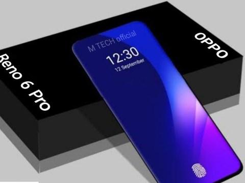 Oppo Reno 6 Pro mobile