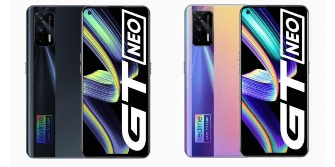 Realme GT Neo mobile
