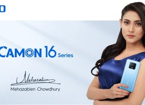 Tecno Camon 16 mobile