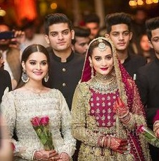 Aiman Khan biography, age, family, dramas, and wedding 22
