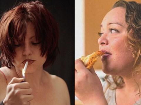 fatty woman