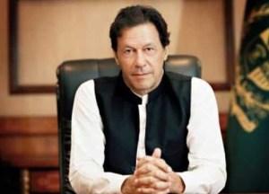 imran khan address
