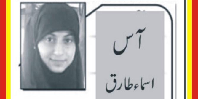 isma tariq columnist