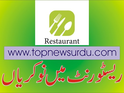 jobs in restaurant 2019