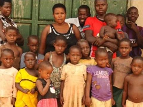 mother of 44 children