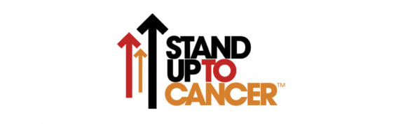 Best Charity Logos - Stant Up To Cancer