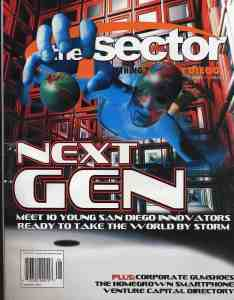 T-Sector Magazine