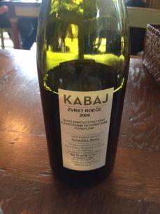 kabaj-redece