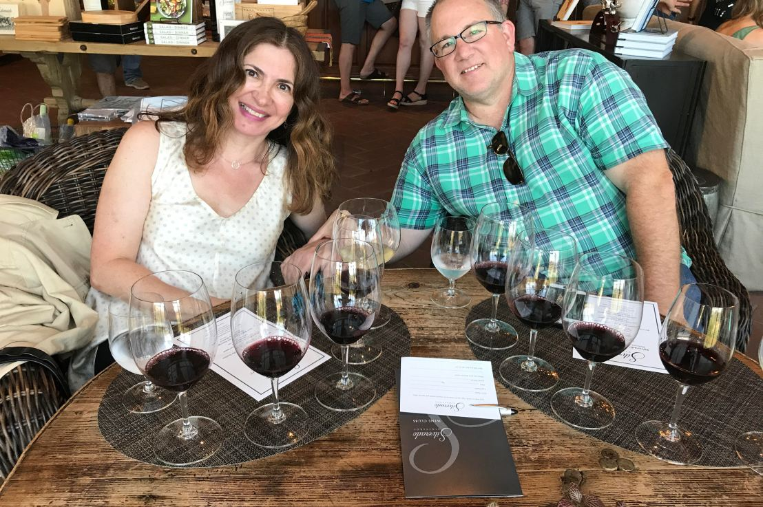 A golden experience at Silverado Vineyards