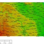 Topocreator Create And Print Your Own Color Shaded Relief Topographic Maps