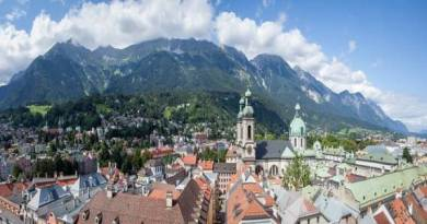 10 อันดับโรงแรมเมืองอินส์บรุค (Innsbruck) อ้อมกอดของภูเขาหิมะ ประเทศ Austria