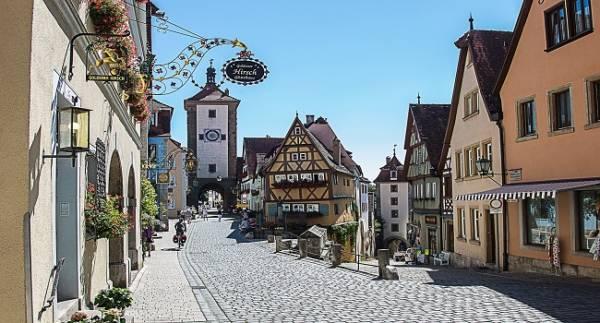 Rothenburg ob der Taube Hotel Topofhotel.com Rankinghotel.com