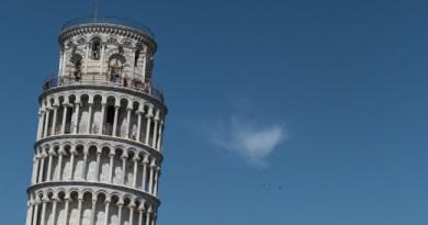 โรงแรม ที่พัก หอเอนเมืองปิซา Pisa อิตาลี Italy Topofhotel
