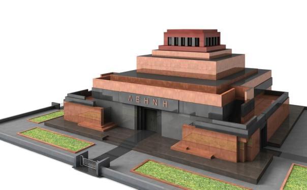 Lenins Mausoleum moscow สุสานเลนิน topofhotel russia รัสเซีย2