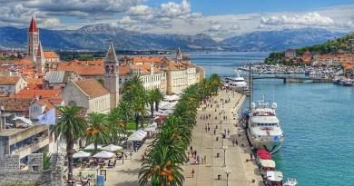 โรงแรมโครเอเชีย ที่พักโครเอเชีย โรงแรมโทรเกียร์ Trogir Croatia topofhotel