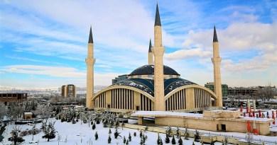 โรงแรม ที่พัก อังการา Ankara topofhotel toptenhotel 650 x 365