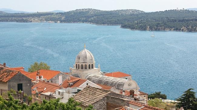 โรงแรม ที่พัก เมืองซิบินิค Sibenik โครเอเชีย Croatia topofhotel toptenhotel 650 x 365