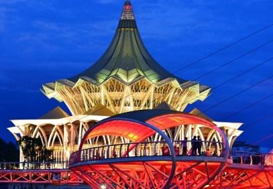 10 อันดับโรงแรมวิวแม่น้ำในเมือง กูชิ่ง ( Kuching ) ประเทศมาเลเซีย (Malaysia)