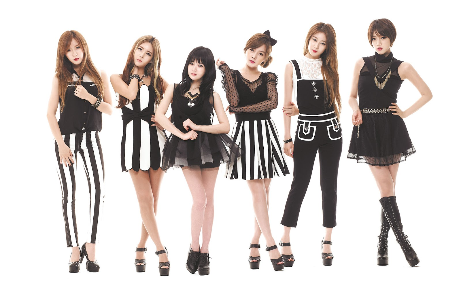 Opinionated Profile Of T ARA Top Of The Kpops