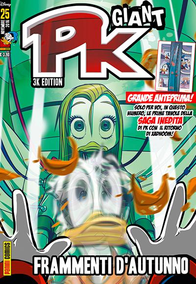 Risultati immagini per pk giant 25