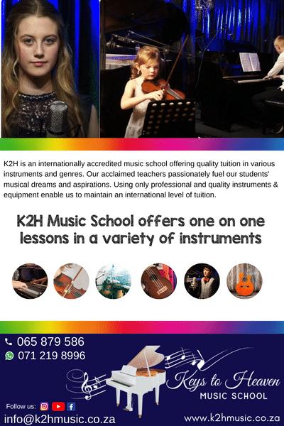 KEYS TO HEAVEN MUSIC SCHOOL