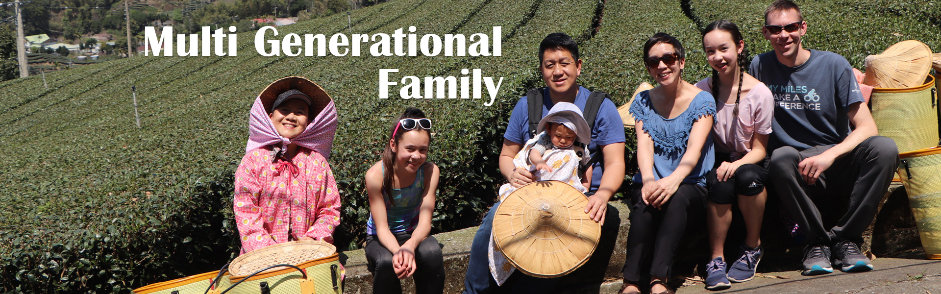 Taiwan private family tour