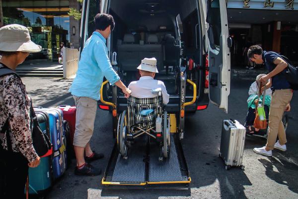 Special Accessible Car
