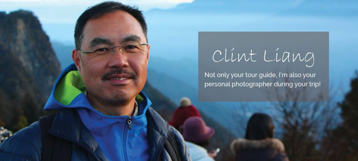 Taiwan Tour Guide Clint: Travel Is the Interaction with Life