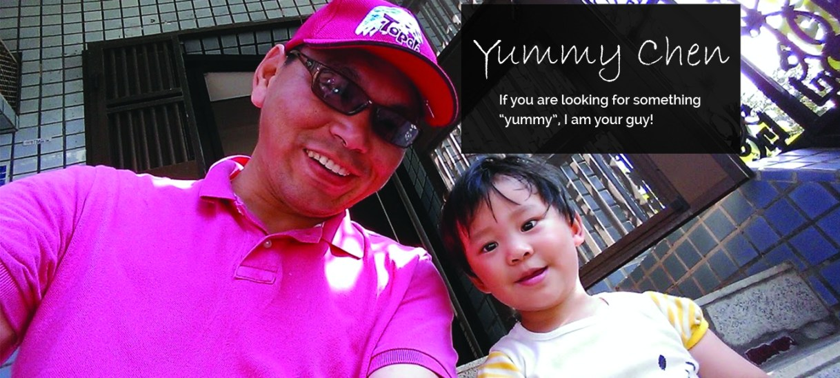 "[Taiwan Tour Guide] Let's have a yummy Taiwan trip with ""Yummy"""