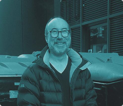 Chris Greening - Head of Engineering