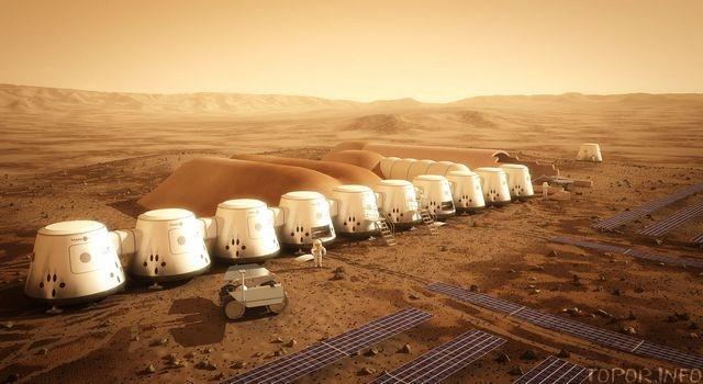 Колония Mars One