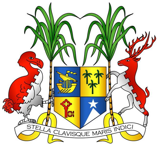 Герб Маврикии