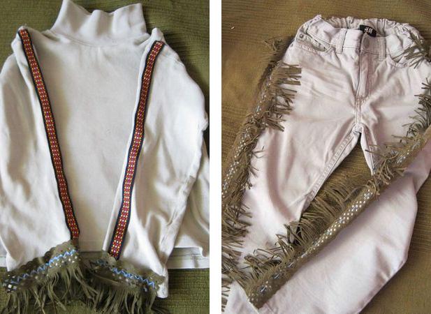 Hint kostümü nasıl yapılır