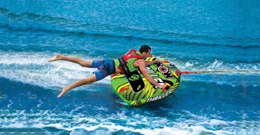 Best Towable Tube For Pontoon Boat