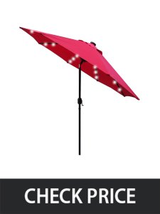Sunnyglade-9-Solar-24-LED-Lighted-Patio-Umbrella